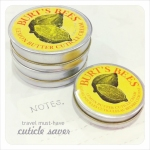 Burt Bees Lemon Butter Cuticle Cream