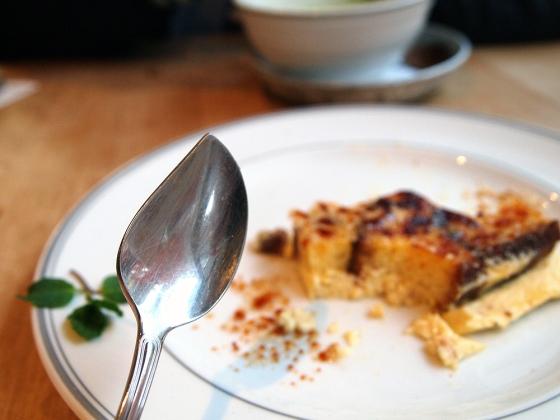Cake Spoon - Sagano-Yu Cafe