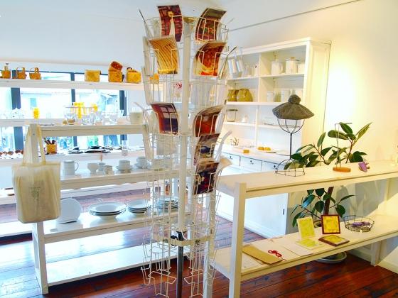 Shop - Sagano-Yu Cafe